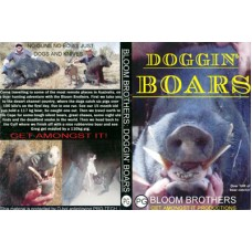 DVD - Doggin' Boars