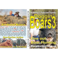 DVD - Doggin' Boars 3