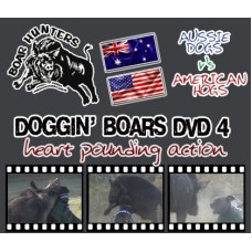 DVD - Doggin' Boars 4