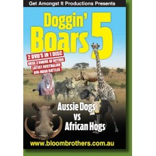 DVD - Doggin' Boars 5