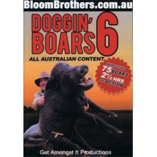 DVD - Doggin' Boars 6