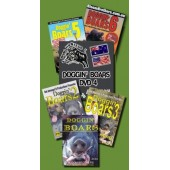 DVD - Doggin' Boars 1-6