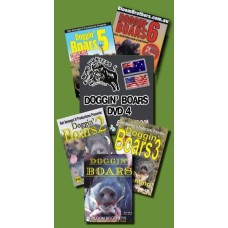 DVD - Doggin' Boars 1-6